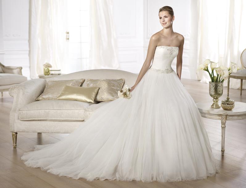 59d2c59fcf1a Svadobné šaty predaj - Pronovias 2013-2014. Ordizia A. Ordizia A