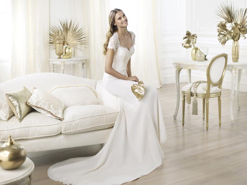 601eebb671dd Svadobné šaty predaj - Pronovias 2013-2014. Lamas A. Lamas A